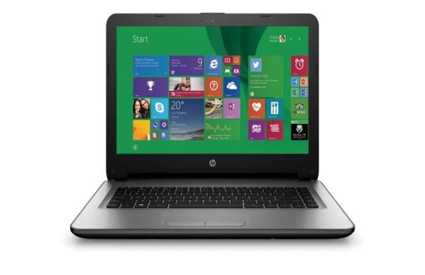 Notebook HP 14-AC139BR. (Foto: Divulgação)