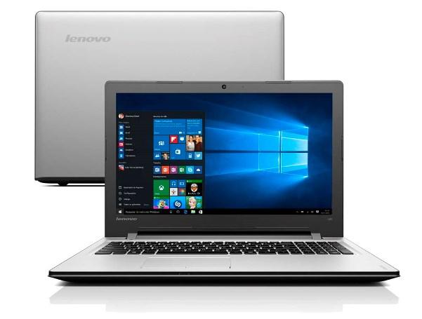 O Notebook Lenovo B4030 é uma excelente opção para o estudante. (Foto: Divulgação)