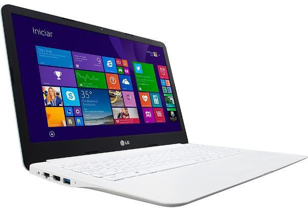 Notebook Ultra Slim LG. (Foto: Divulgação)