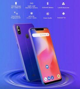 x phone smartphone