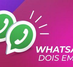 Como baixar dois WhatsApp no mesmo aparelho